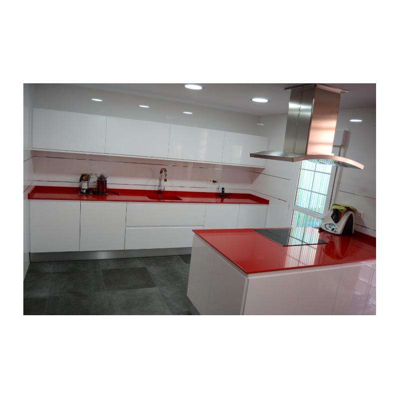 Cocinas en Cáceres (diseños Decobin) - Modelo de Fabricante OB